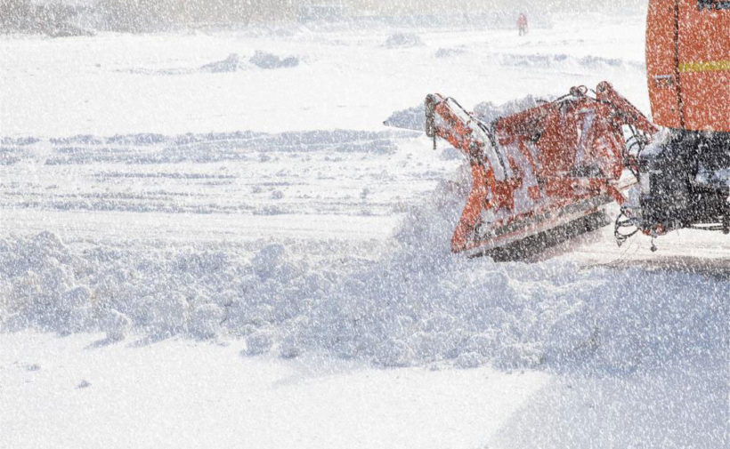 Choosing between a hired contractor and DIY for snow plowing