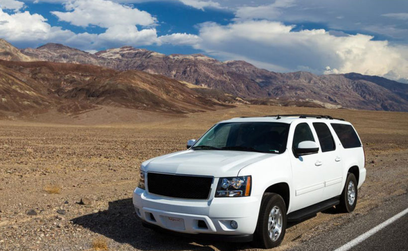 Difference between the Suburban 2017 and Chevrolet Tahoe