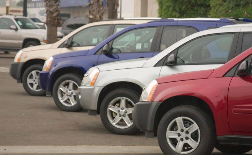 Most popular crossover SUVs