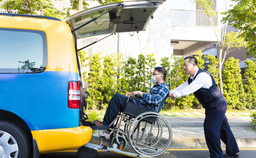 Things you should know about wheelchair vans